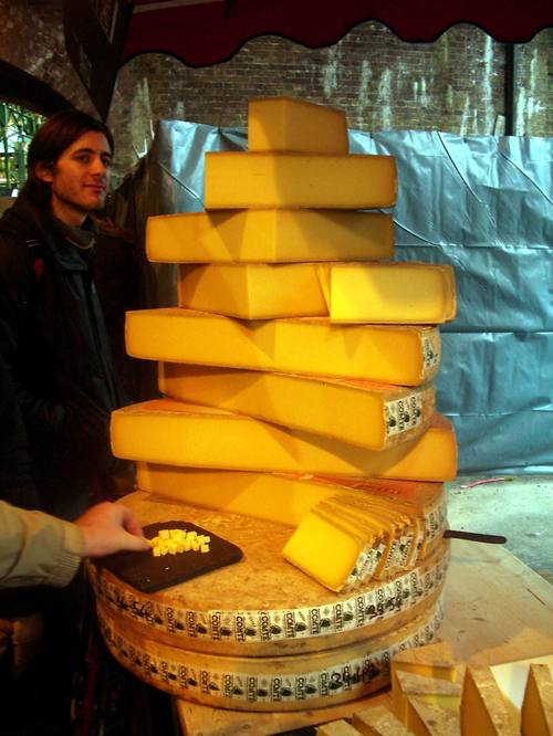 Mountain of Comte